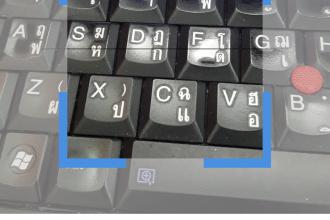 TMB Touch เปิดกล้องเพื่อสแกน QR Code